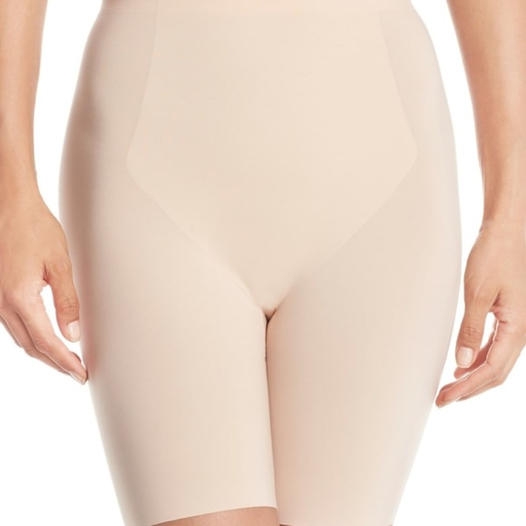 SPANX Other - Spanx 10004R Thinstincts Girl Shorts Med NUDE SZ.L